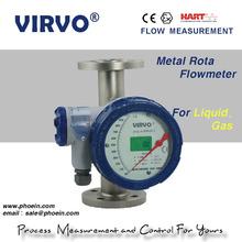 high quality ZF60 series metal rotameter/irrigation water flow meter