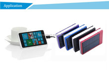 solar power bank 5000mah mobile power bank 5000mah for mobile phone