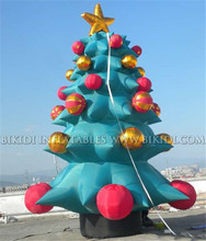 Inflatable christmas toys,xmas inflatable tree,hot sale inflatable christmas decorations C1029