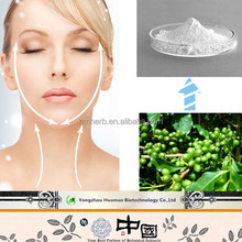 pure green coffee bean for weight reduction,Green Coffee Bean Extract with Chlorogenic Acid 5%-99%
