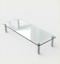 wholesale cheap promotional desktop computer shelf for gift