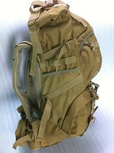 Molle System Multi Purposes Folding Hiking Backpack