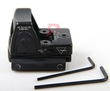 Trijicon Reflex Red Dot Sight Scope Hunting Tactical Adjustable for Rifle Scope