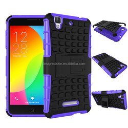Roiskin wholesale case for Coolpad F2, dual layer hybrid case for Coolpad F2