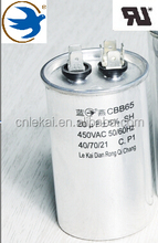 50uf AC Motor Run Capacitor CBB65 450v 50/60hz
