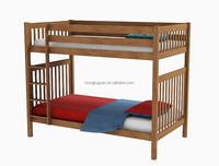 adult/youth wood bunk bed
