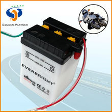 Advanced technology battery motorcycle 6v of EVERBRIGHT brand