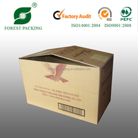 2015 WHOLESALE DURABLE ECO-FRIENDLY FOLDABLE SHIPPING BOXES