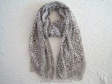 Delicate Women's Soft Wrap Python Print Chiffons pring / Summer Scarf
