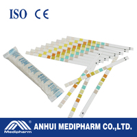 Hot Selling 10 Parameters Urine Test Strip for diabetic