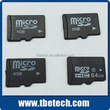 wholesale Bulk TF card/T-Flash/ SD Memory micro Card from TAIWAN CHIP 1GB/2GB/4GB/ 8GB/16G/32G/64GB