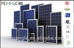 2015 made in China solar panels mitsubishi solar panels solar panel