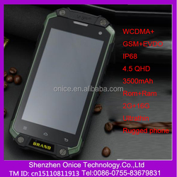 4.5 inch android smartphone screen WCDMA GSM EVDO phone 3g wifi dual sim android phone Ultrathin M81 MTK6582