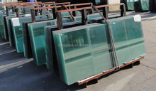 Office furniture clear/colored tempered glass windows