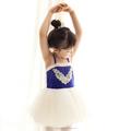 Ms64727c nuevos niños del verano moda vestido tutús de ballet para las muchachas