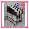 2.6m+2.6m Double A Type Stairs, Aluminum Double Folding Ladders, A frame Step Ladders