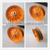 car wheels aluminum rims/ white spoke rims