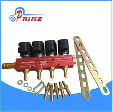 cng fuel injector cng fuel rail cng gas kits car conversion