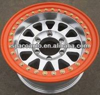 4x4 accessories sports rims for cars with top quality