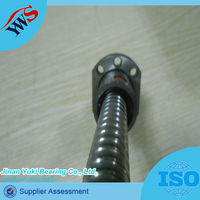 3206-3/3206-4 cheap ball screw with flange or ball nut