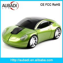 Computer Accessories Sports Fancy Computer Mouse Wireless Car Mouse For PC and Laptop