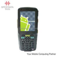 Original Factory WM6.5/Android4.0 SPEEDATA TT35 Rugged IP65 Industrial PDA with option Printer/Fingerprint /RFID/Barcode reader