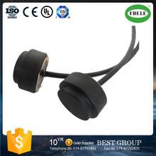 FBWFM-012-1.0MHz high quality piezoelectric sensor ultrasonic piezoelectric sensor piezoelectric sensor for vibration(FBELE)