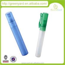 7ml 10ml mini perfume pen / empty hand sanitizer / pocket small mist pen
