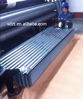 galvanized steel roofing sheet zinc coated steel roofing sheet steel roofing tiles building material