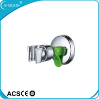 ABS Adjustable Hand Held Shower Head Holder with Suction Cup
