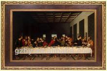 2014 Last Supple Jesus Christ Oil Paintings,Wholesale Christian Art Picture