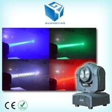 Umlimited rotating moving head manual cheap 40w led mini moving head beam light