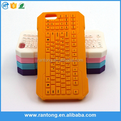 professional factory supply silicone mobile phone case for Xiaomi 4
