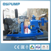 Skid Mounted tractor water pump