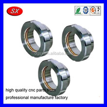 customized cnc turning connecting part ,stainless steel pipe fittings