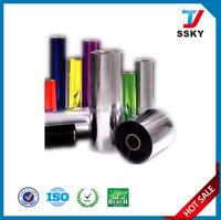 flexible transparent plastic pvc sheet material pvc id cards