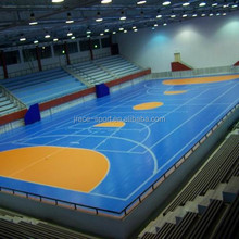hot sale multi-purpose sports court flooring for stadium