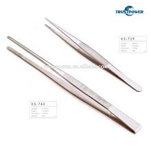 Stainless steel tweezers(surgical tweezers)