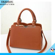 wholesale baigou made cheap women bags pu leather ladies handbag and shoulder bag