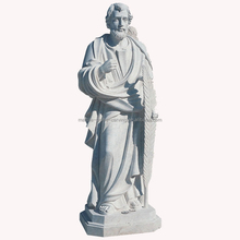 Stone Carved Religious Statues Marble Statue MS36