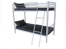 School Furniture,Bed Type and Metal Material Bunk Bed
