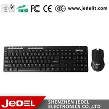Top selling Latest Best Cheap wired keyboard and mouse combo set