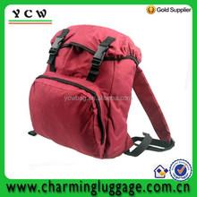 Waterproof 600D oxford travel outdoor school bag for hiking