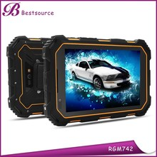 7inch 1280*800 IPS RAM 1GB ROM 8GB Rear camera 8.0MP battery 10400mah 3G GPS bluetooth wifi NFC android waterproof tablet pc