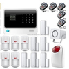 2015 hot Factory home /business /office useage WIFI GSM alarm system FDL-G90B & smart wireless home intruder alarm system