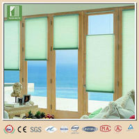 Top down bottom up luxury blinds and curtains