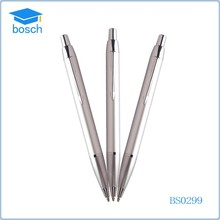 Advertisement promotional ballpoint pen cheapest click action metal pen