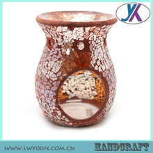 World best selling products mosaic glass oil burners china home decor wholesale