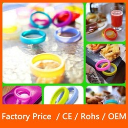 Universal Protective Silicone Bracelet Ring Case Bumper For iPhone 6 5 5S