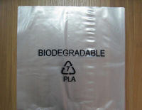 Cornstarch Made Certified Compostable Plastic Bag